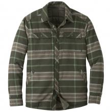 Men's Kalaloch Reversible Shirt Jacket by Outdoor Research in Flagstaff Az