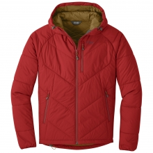 Men's Refuge Hooded Jacket by Outdoor Research in Aspen Co