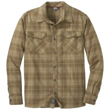 Men's Tangent II L/S Shirt by Outdoor Research in Anchorage Ak