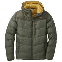 Men's Transcendent Down Hoody by Outdoor Research in Revelstoke Bc