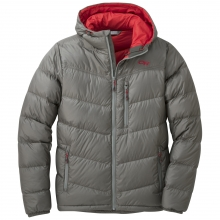 Men's Transcendent Down Hoody by Outdoor Research in Nanaimo Bc