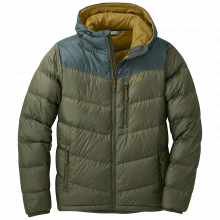 Men's Transcendent Down Hoodie by Outdoor Research