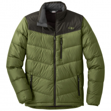 Men's Transcendent Down Jacket by Outdoor Research in Wielenbach Bayern