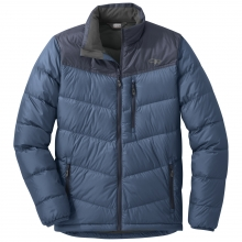 Men's Transcendent Down Jacket by Outdoor Research in Sunnyvale Ca