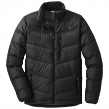 Men's Transcendent Down Jacket by Outdoor Research in Blacksburg VA