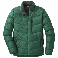 Men's Transcendent Down Jacket by Outdoor Research in Santa Barbara Ca