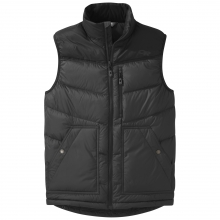 Men's Transcendent Down Vest by Outdoor Research in Altamonte Springs Fl