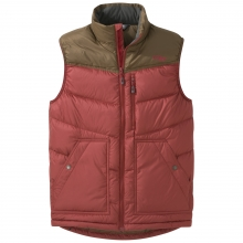 Men's Transcendent Down Vest by Outdoor Research in Arcata Ca