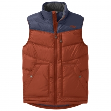 Men's Transcendent Down Vest by Outdoor Research in Flagstaff Az