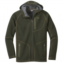 Men's Vashon Fleece Full-Zip by Outdoor Research in Nelson Bc