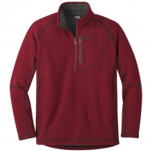 Men's Vashon Fleece Qtr-Zip by Outdoor Research in Vernon Bc