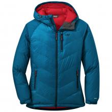 Women's Alpine Down Hooded Jacket