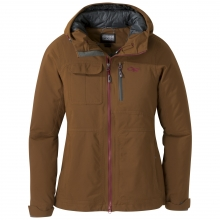 Women's Blackpowder II Jacket by Outdoor Research in Anchorage Ak