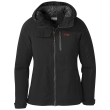 Women's Blackpowder II Jacket by Outdoor Research in Victoria Bc