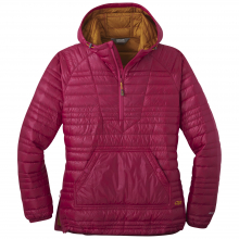 Women's Down Baja Pullover by Outdoor Research in Canmore Ab