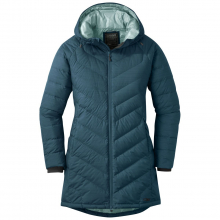 Women's Emeralda Down Parka by Outdoor Research in Nanaimo Bc