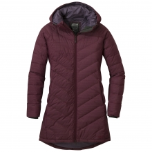 Women's Emeralda Down Parka by Outdoor Research in Edmonton Ab