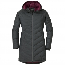 Women's Emeralda Down Parka by Outdoor Research in Nelson Bc