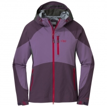 Women's Hemispheres Jacket by Outdoor Research in Nanaimo Bc