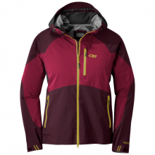 Women's Hemispheres Jacket by Outdoor Research in Tustin Ca