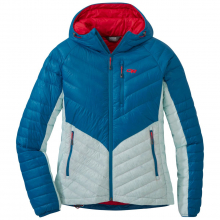 Women's Illuminate Down Hoody by Outdoor Research in Anchorage Ak
