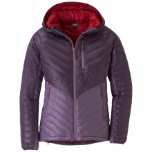 Women's Illuminate Down Hoody by Outdoor Research in Revelstoke Bc