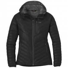 Women's Illuminate Down Hoody by Outdoor Research in Corte Madera Ca