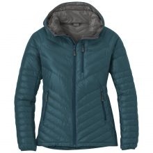 Women's Illuminate Down Hoody by Outdoor Research in Nelson Bc