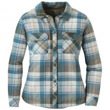 Women's Kalaloch Reversible Shirt Jac by Outdoor Research in Huntsville Al