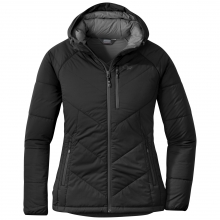Women's Refuge Hooded Jacket by Outdoor Research in Dublin Ca