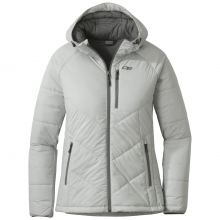 Women's Refuge Hooded Jacket by Outdoor Research in Berkeley Ca