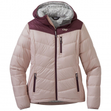 Women's Transcendent Down Hoody by Outdoor Research in Fresno Ca