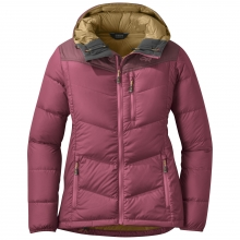 Women's Transcendent Down Hoody by Outdoor Research in Redding Ca