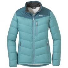 Women's Transcendent Down Jacket by Outdoor Research in Arcata Ca