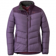 Women's Transcendent Down Jacket by Outdoor Research in Redding Ca