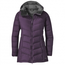 Women's Transcendent Down Parka by Outdoor Research in Revelstoke Bc