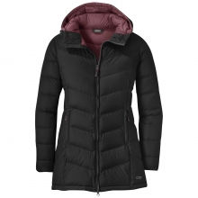 Women's Transcendent Down Parka by Outdoor Research in Colorado Springs Co