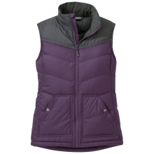 Women's Transcendent Down Vest by Outdoor Research in Anchorage Ak