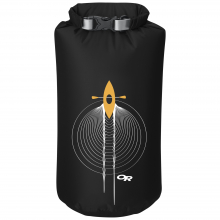 Graphic Dry Sack 10L Wakes by Outdoor Research
