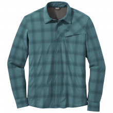 Men's Astroman L/S Sun Shirt by Outdoor Research in Durango Co