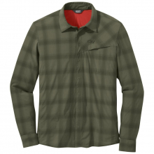 Men's Astroman L/S Sun Shirt by Outdoor Research in Redding Ca