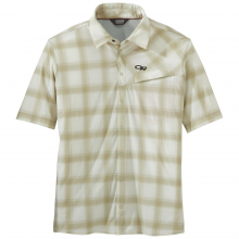 Men's Astroman S/S Sun Shirt by Outdoor Research in Revelstoke Bc