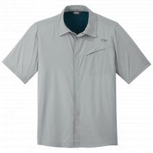 Men's Astroman S/S Sun Shirt by Outdoor Research in Canmore Ab