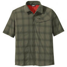 Men's Astroman S/S Sun Shirt by Outdoor Research in Durango Co