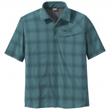 Men's Astroman S/S Sun Shirt by Outdoor Research in Manhattan Beach Ca