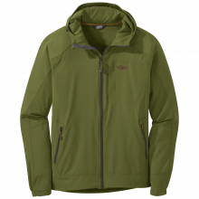 Men's Ferrosi Hooded Jacket by Outdoor Research in Aspen Co