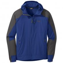 Men's Ferrosi Hooded Jacket by Outdoor Research in Sunnyvale Ca