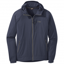 Men's Ferrosi Hooded Jacket by Outdoor Research in Dublin Ca