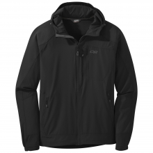 Men's Ferrosi Hooded Jacket by Outdoor Research in Manhattan Beach Ca
