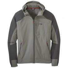 Men's Ferrosi Hooded Jacket by Outdoor Research in Durango Co